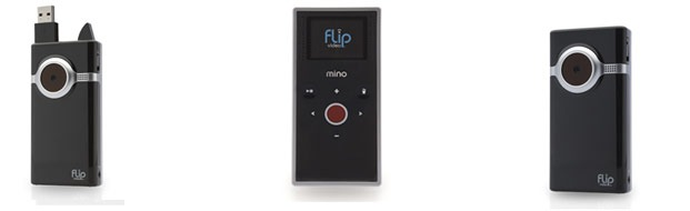 Flip Mino Video Camera