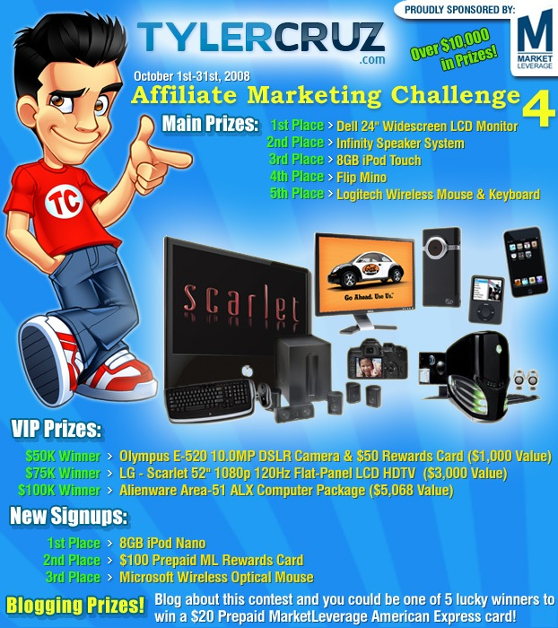 Affiliate Marketing Challenge 4