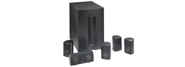 Infinity Speaker System