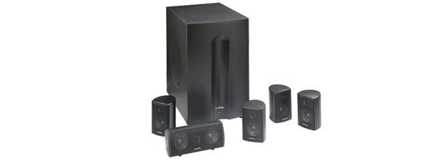 Infinity Speaker System