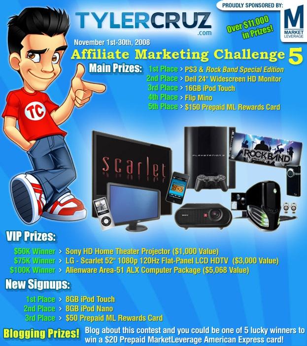 Affiliate Marketing Challenge 5