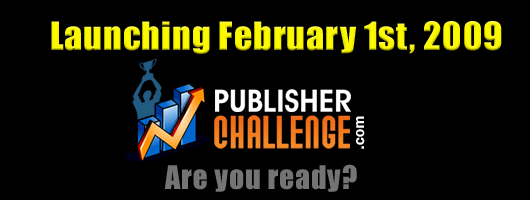 PublisherChallenge - Are You Ready?