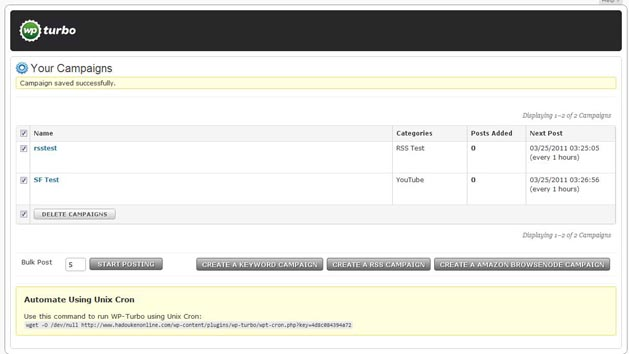 Premium WordPress Plugin to Create Niche Websites