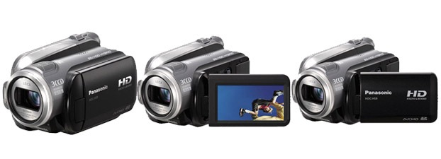 Panasonic 60GB HD Drive Camcorder