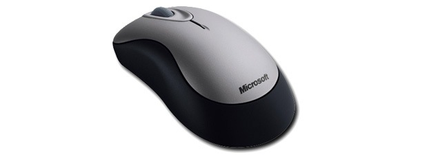 Microsoft Wireless Optical Mouse