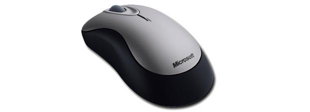Microsoft Wireless Optical Mouse