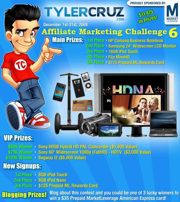 Affiliate Marketing Challenge 6