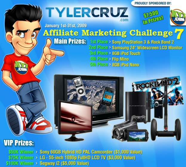Affiliate Marketing Challenge 7