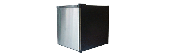 Igloo Stainless Steel Mini Fridge